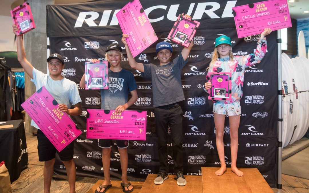 GromSearch Scores Sunshine and Big Scores
