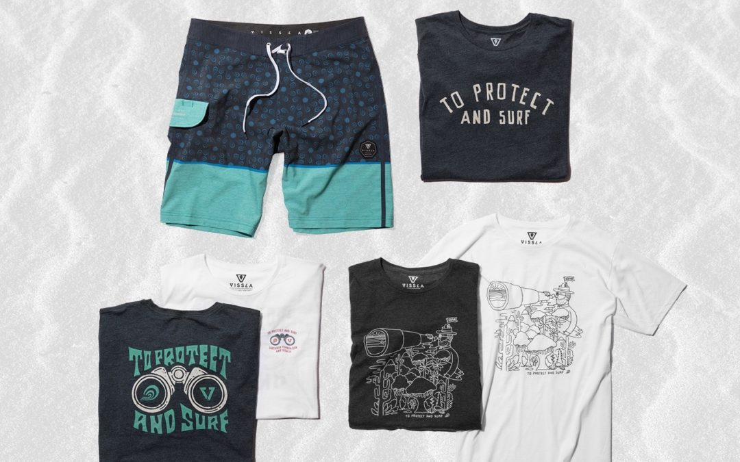 The Surfrider Foundation and Vissla Launch a Collection