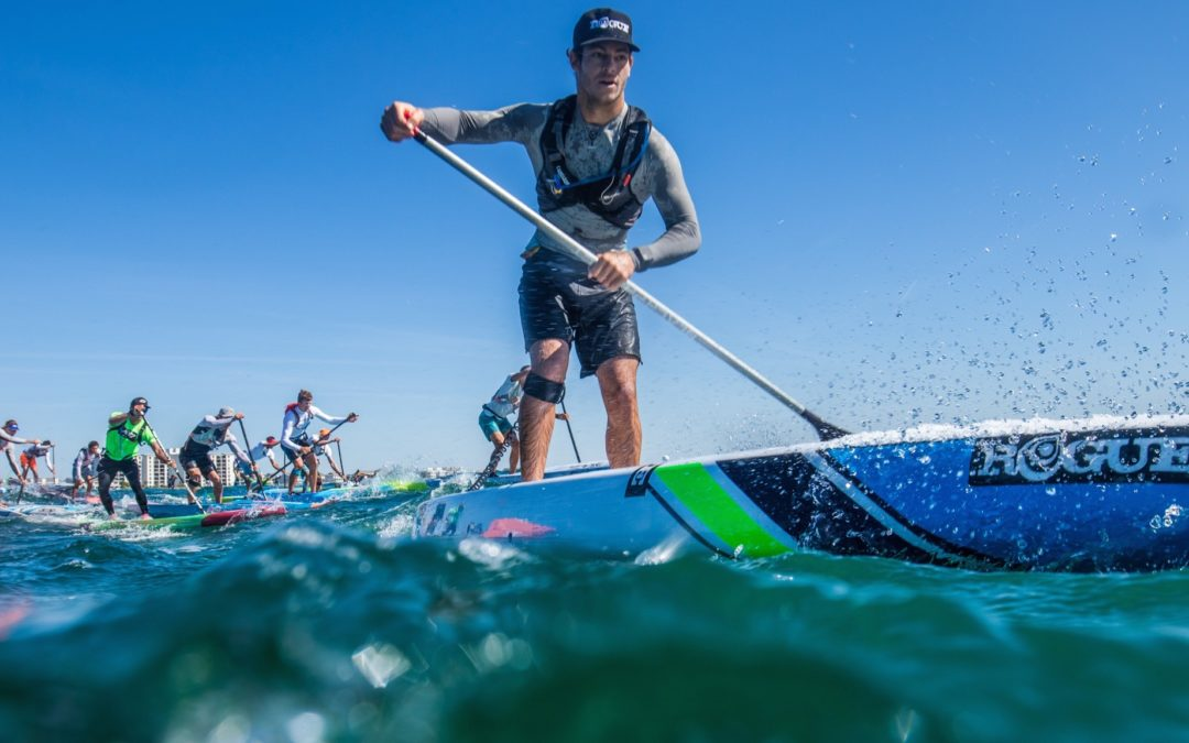 Rogue Built by Boardworks Announces Title Sponsorship of 2018 SUP EuroTour
