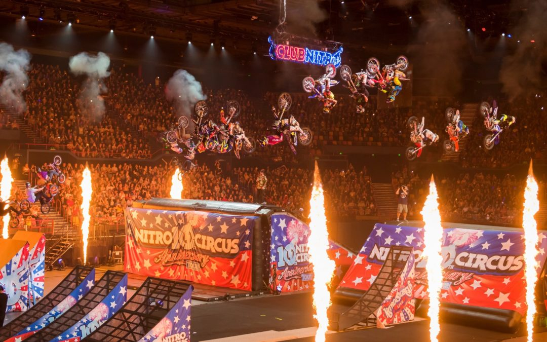 Nitro Circus Expands Facebook Partnership