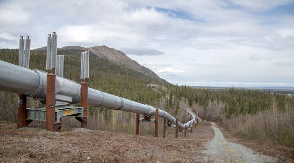 Alaska's Pipe Dream