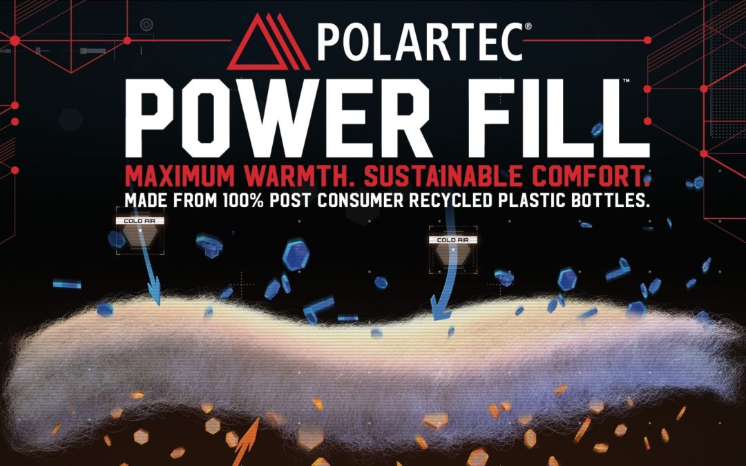 Polartec Introduces 100% Recycled Power Fill Insulation