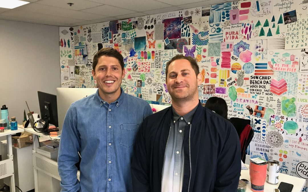 SES Podcast: Pura Vida Owners Paul Goodman and Griffin Thall