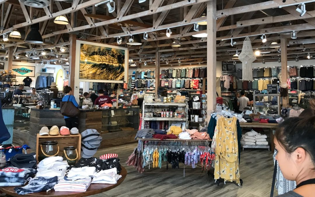 Hobie Remodel Raises the Retail Bar