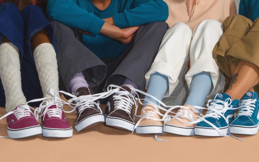 Vans Releases the Color Theory Collection