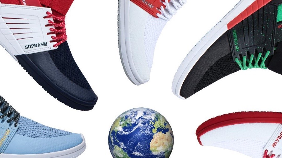 SUPRA X Chad MuskaCollection Crowns the Globe