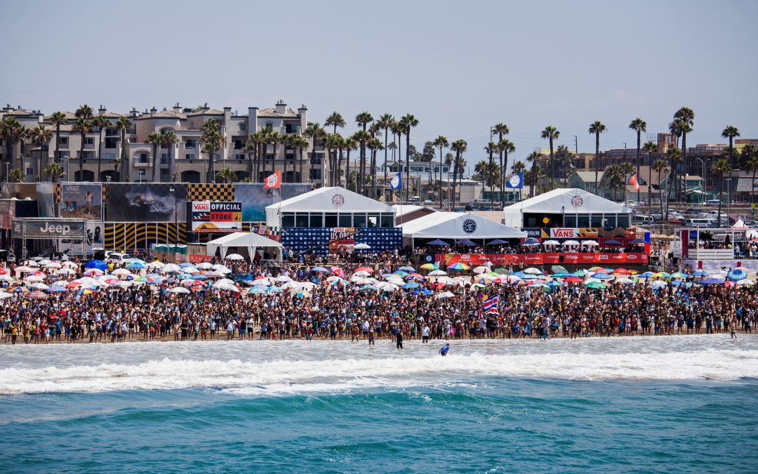 Vans US Open of Surfing Returns toHuntington Beach