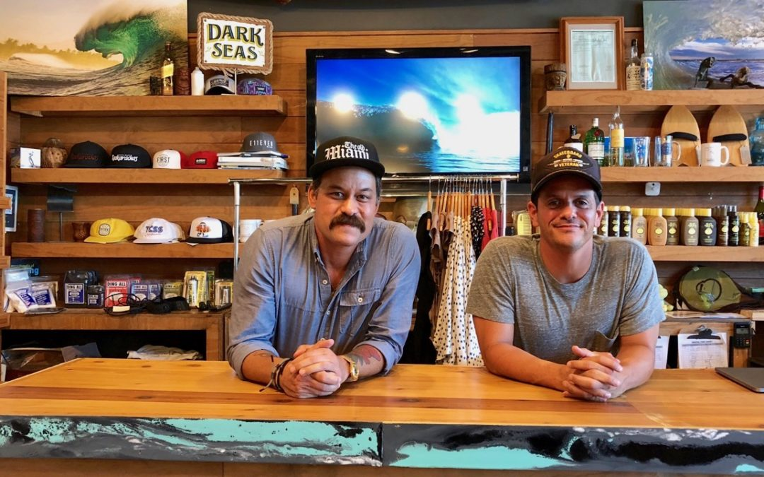 F1rst Surf Shop Works to Build a Surf Community in Miami Beach