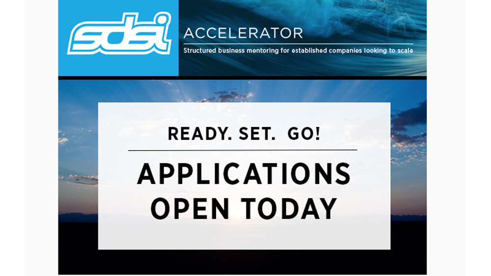 SDSI Accelerator Program Applications Open