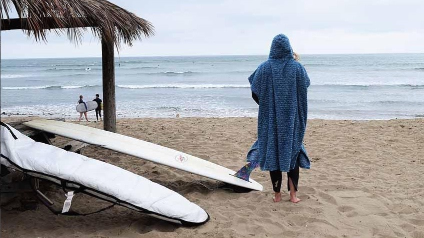 West Path Launches Surf Poncho To Benefit Ocean Wildlife