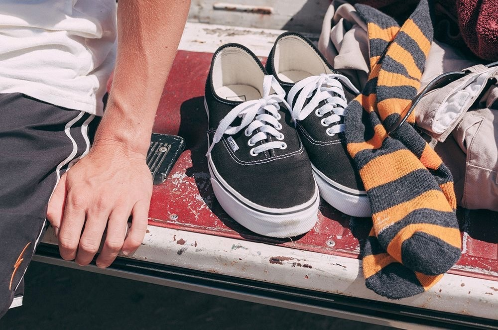 We Are Living in a Vans World