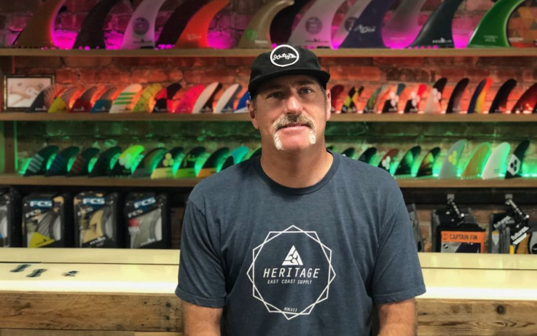 SES Podcast: Kevin Morris of Heritage Surf Shop