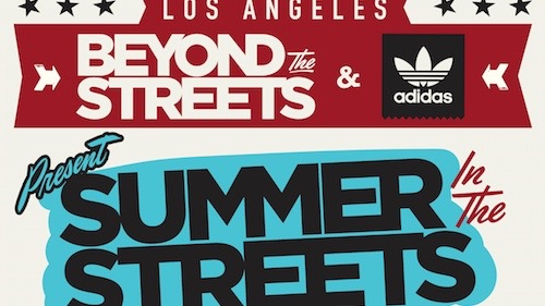 Beyond The Streets Extended