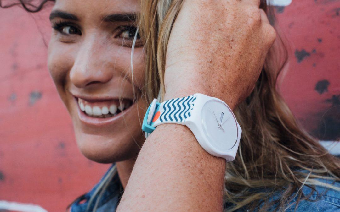 Swatch Is New Presenting Partner Of Vans US Open