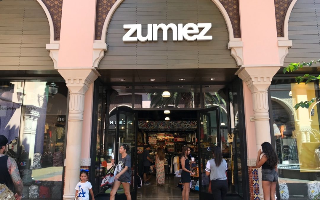 """Meaningful, Full-Priced Selling"" at Zumiez in Q3"