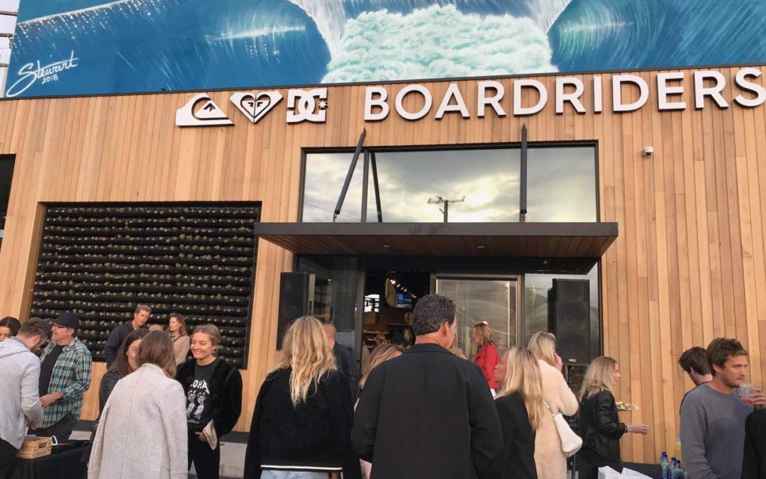 Boardriders Discloses Q2 Financials to Lenders