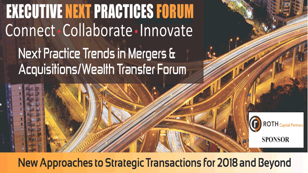 You are Invited: Executive Next Practices Forum August 9th