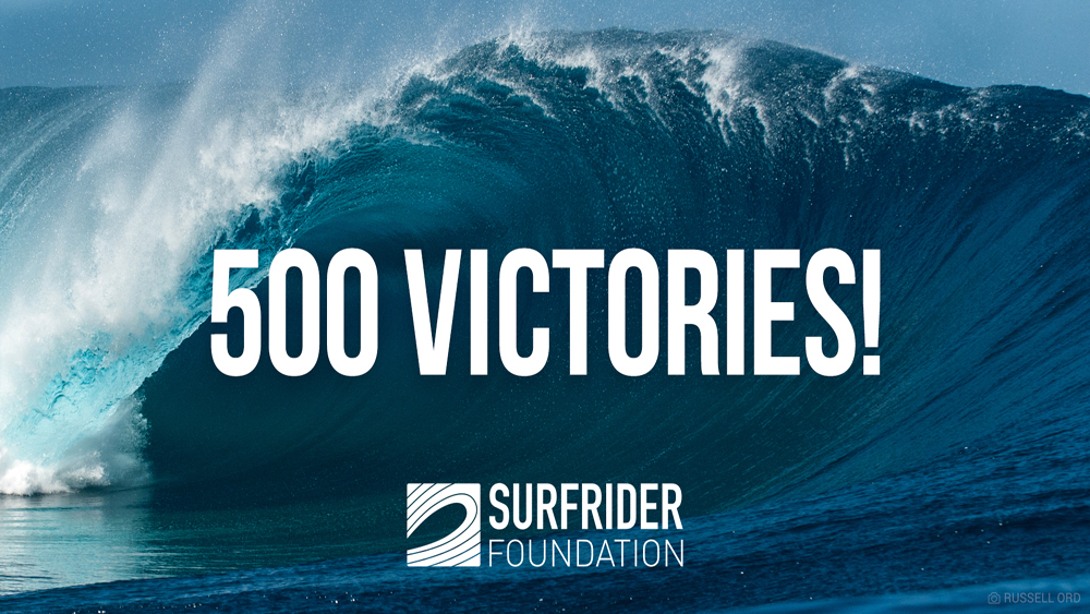 Surfrider Celebrates 34 Years and 500 Coastal Victories With a New Logo and Brand Refresh