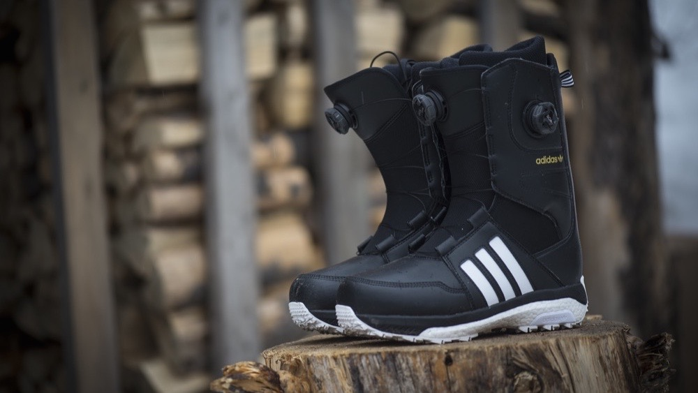 Adidas Snowboarding Launches New Collection