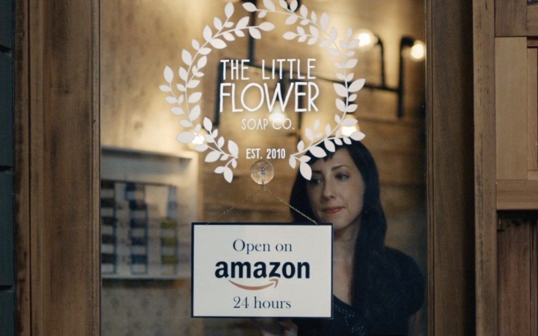 Amazon Launches Amazon Storefronts Featuring Small Businesses