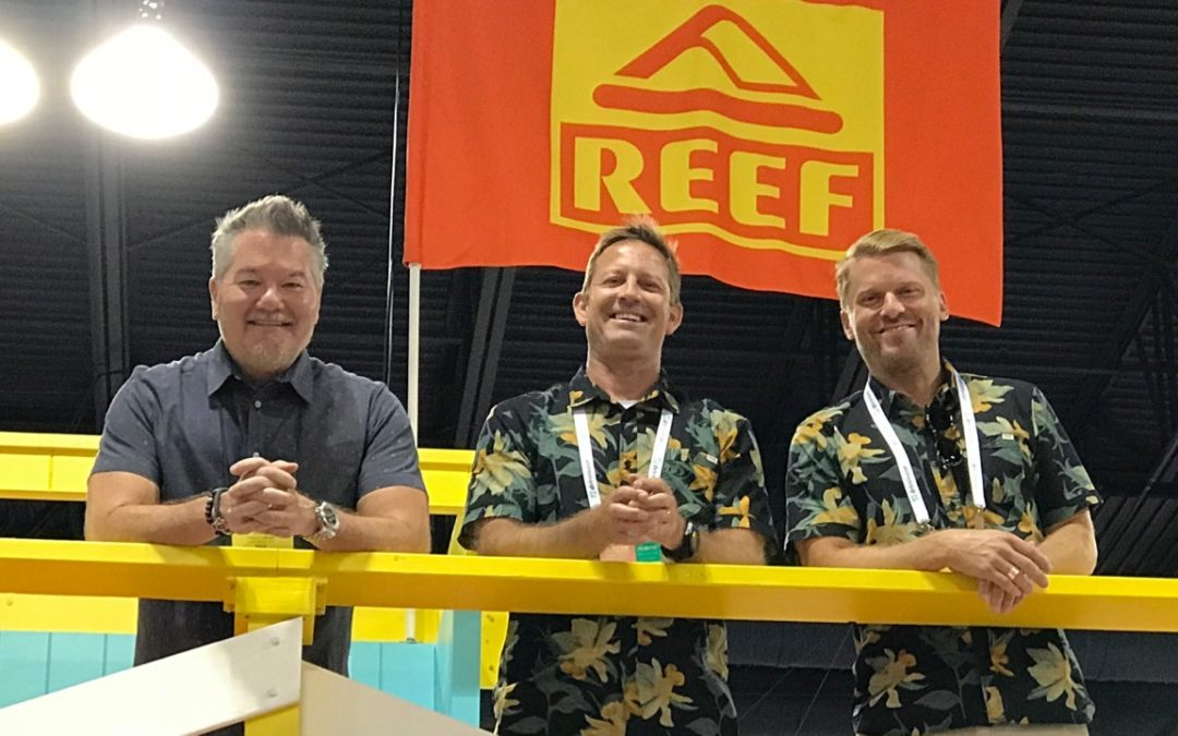 """Reef Begins to Pivot Product Toward """"Beach Freely"""""""