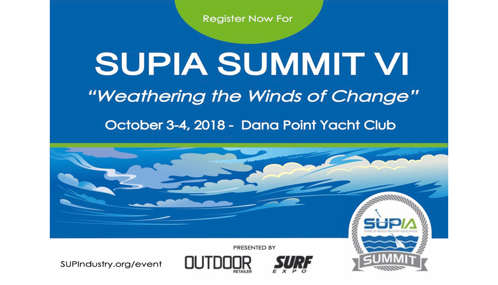 Tickets Available for the SUPIA Summit October 3 & 4, 2018
