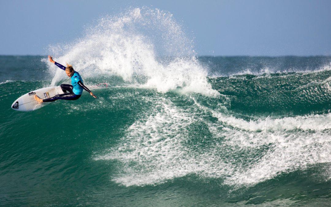 World Surf League Announces Prize Money Equality