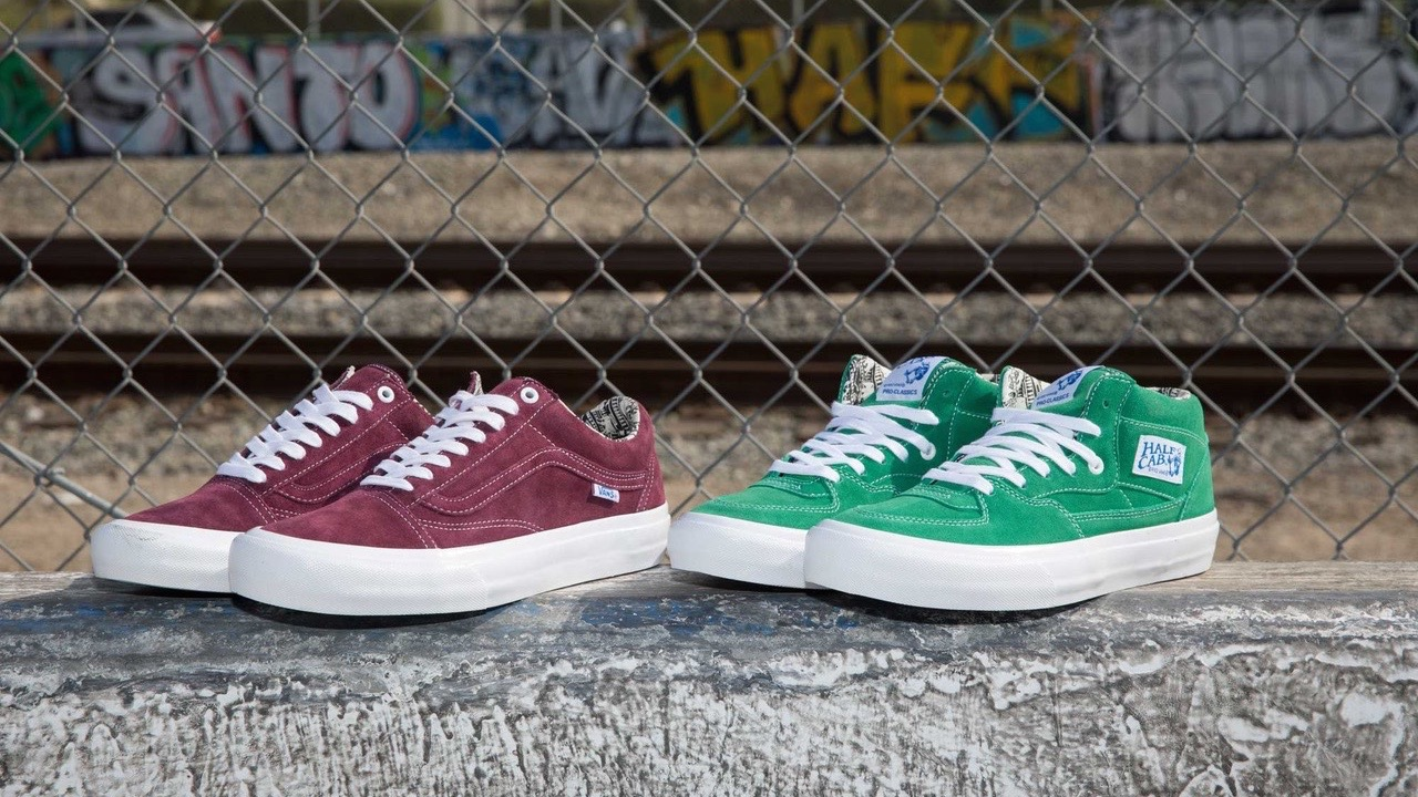 69bdac8f6f9f97 Vans Releases Pro Classics Styled By Ray Barbee