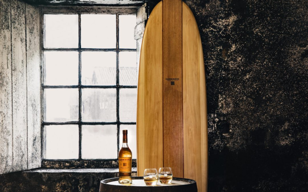 Grain Surfboards Partners With Glenmorangie