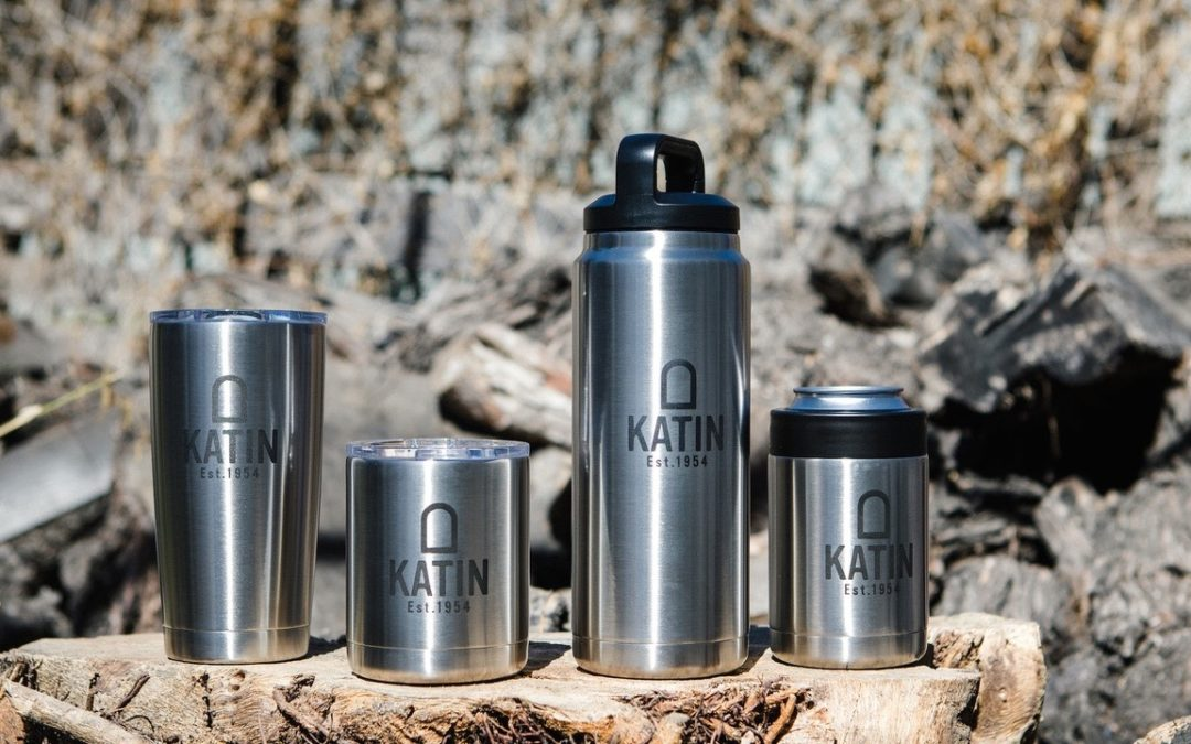 Katin Releases A Drinkware Collection