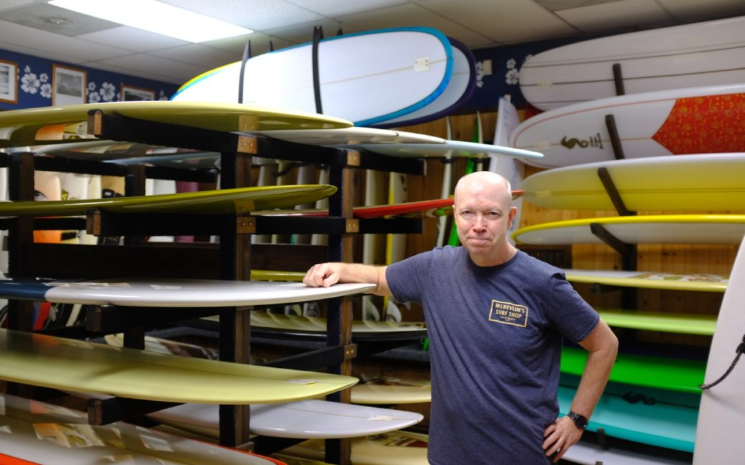 McKevlin's Surf Shop's Winning, Rebellious, Retail Formula – SES Podcast