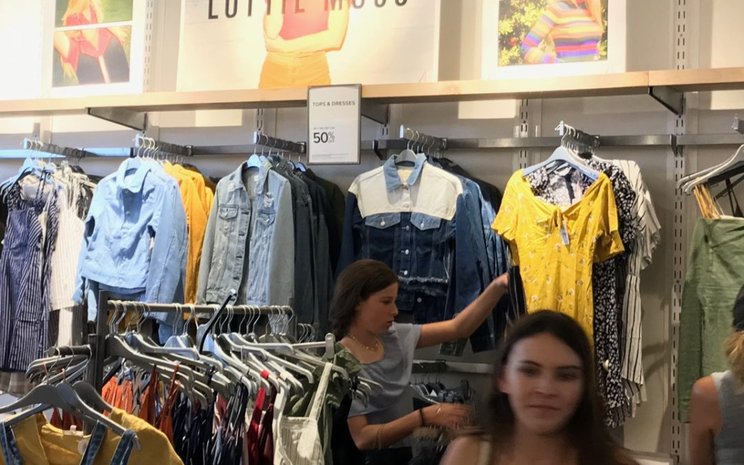 PacSun Makes Inroads with Teens