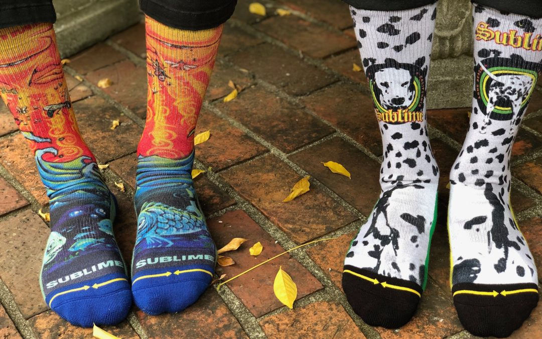 Sublime And Merge4 Release Two New Socks