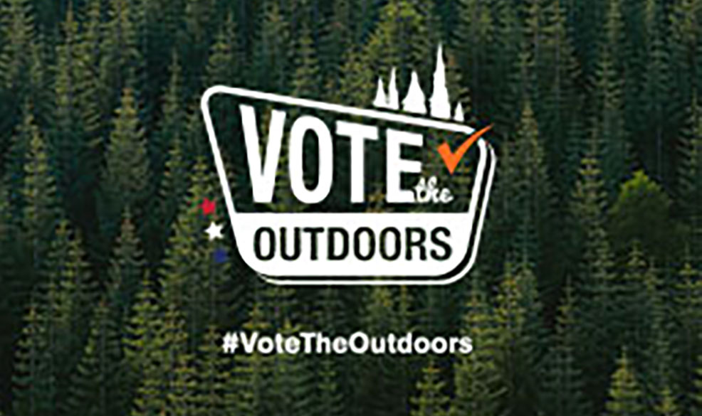Vote the Outdoors? Yes, We Did