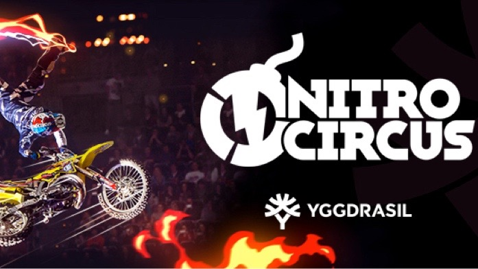 YggdrasilReleasesNitro Circus Slot Game