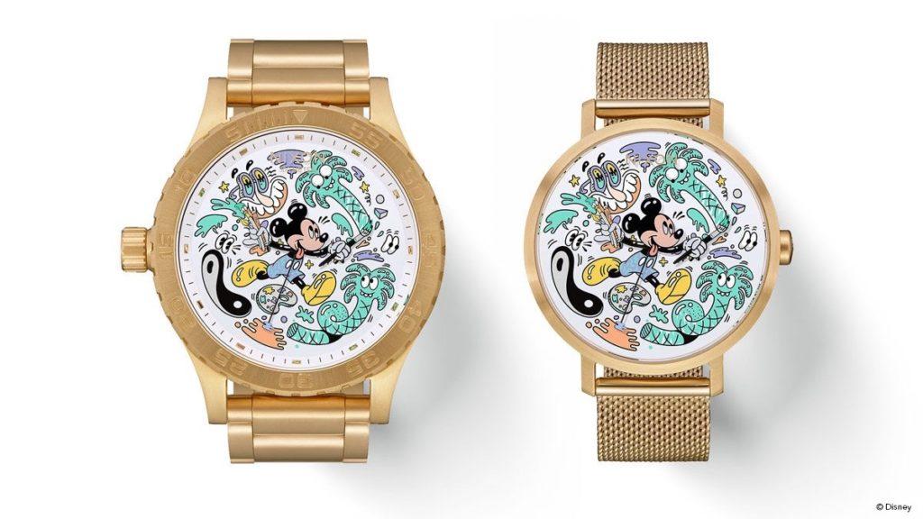Nixon Releases Steven Harrington X Disney Collection Shop