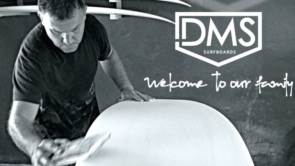Surf Technicians Partners With Daniel MacDonald's DMS Brand