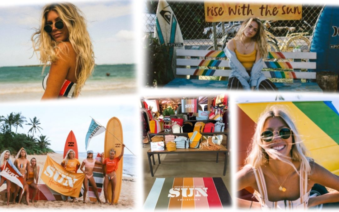 Billabong Women's Marketing From the North Shore