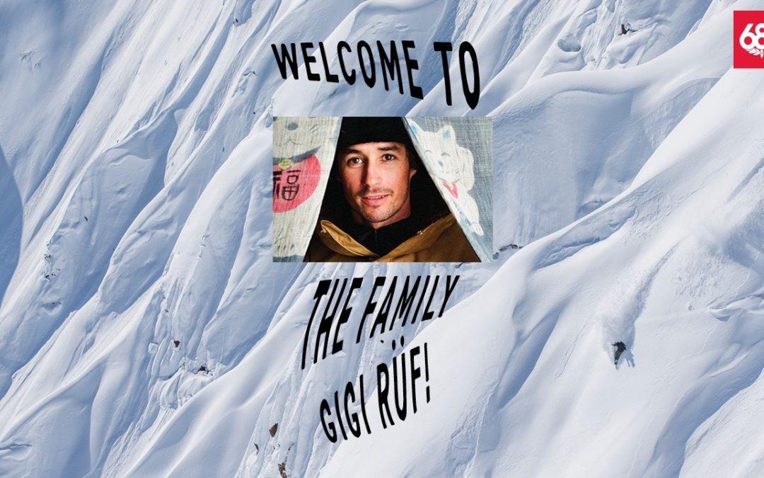 686 Welcomes Gigi Rüf To The Family