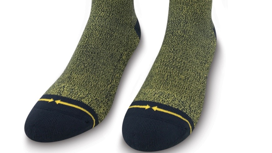 Merge4 Releases New Line of Heather Socks
