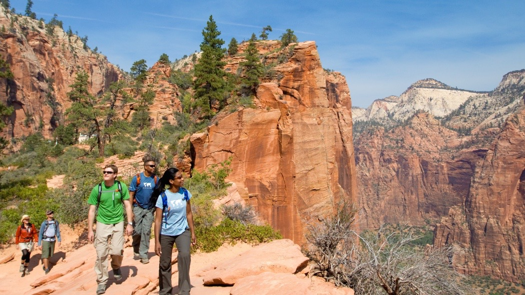 REI Co-op Weighs In On National Parks During Government Shutdown