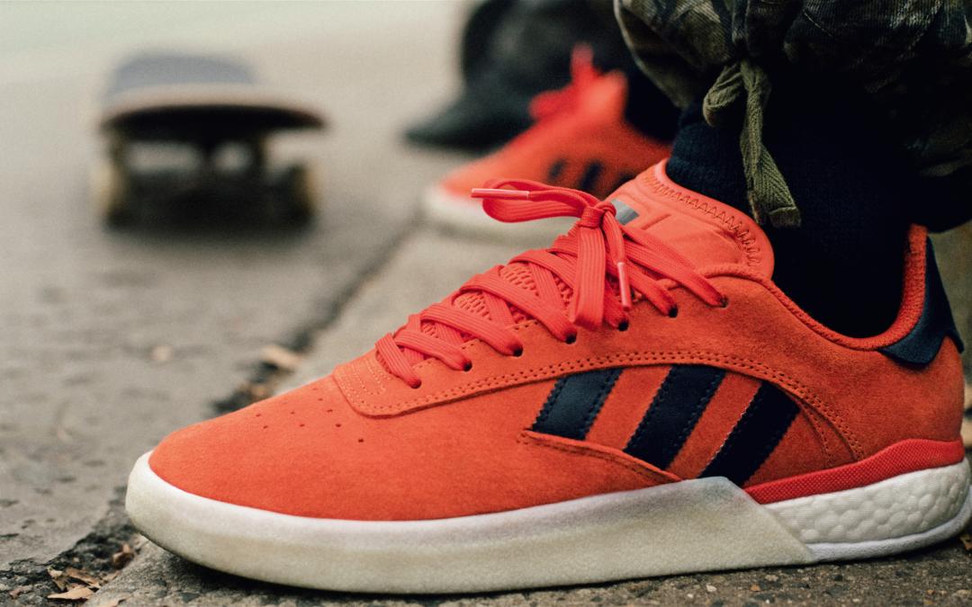 Adidas Skateboarding Presents the 3ST.004