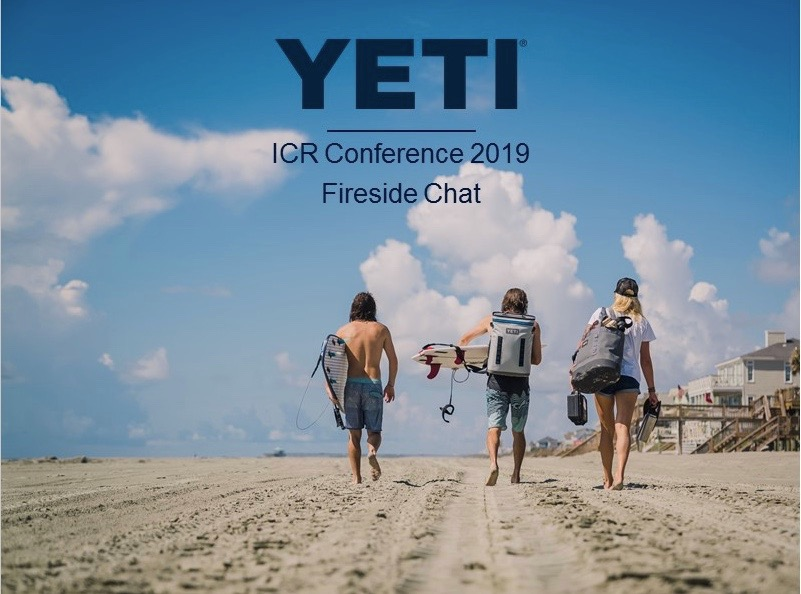 """Yeti CEO: """"I Don't Think I'll See Another One of These in My Career"""""""