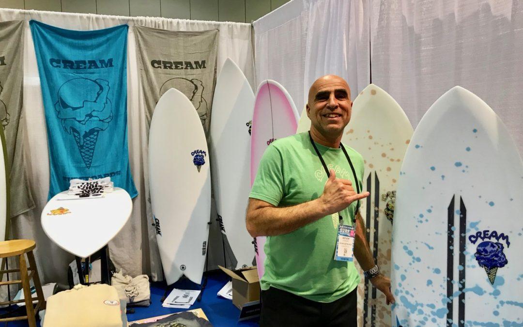 SES PodFAST: Ocean Hut's Tony G on His New Surfboard Brand