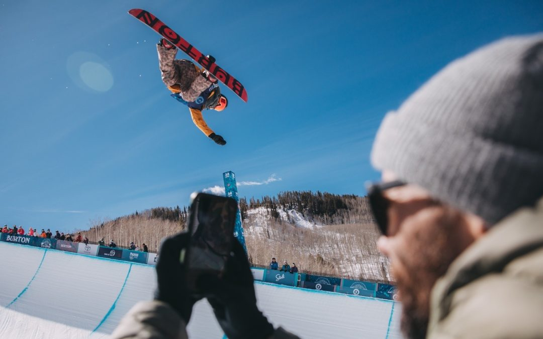 World's Top Snowboarders to Compete at Burton U·S·OPEN