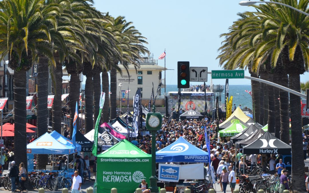 Spyder Surf Fest Returns to Hermosa Beach