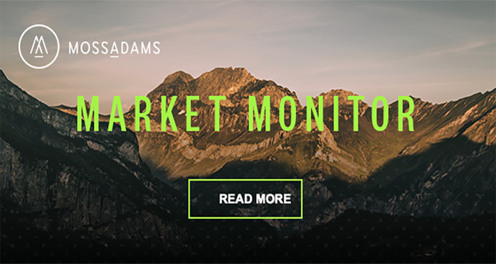 Moss Adams Issues its Winter Apparel Market Monitor