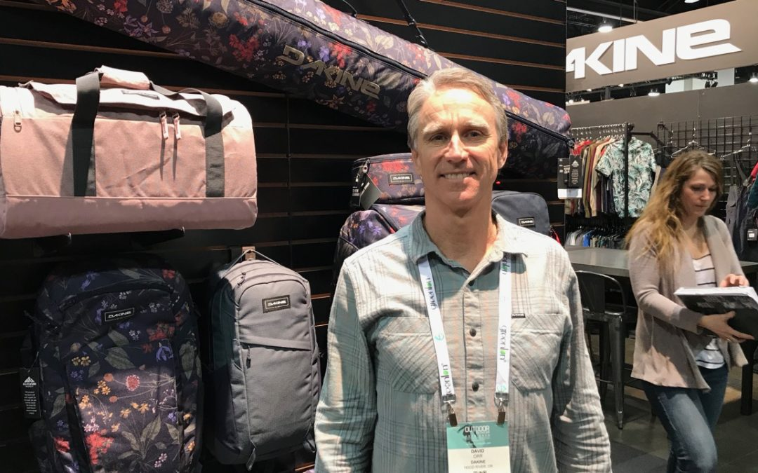 New Dakine Global GM Shares What's Next for the Brand