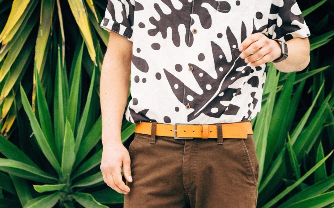 Arcade Belts Now Offering Leather Belts