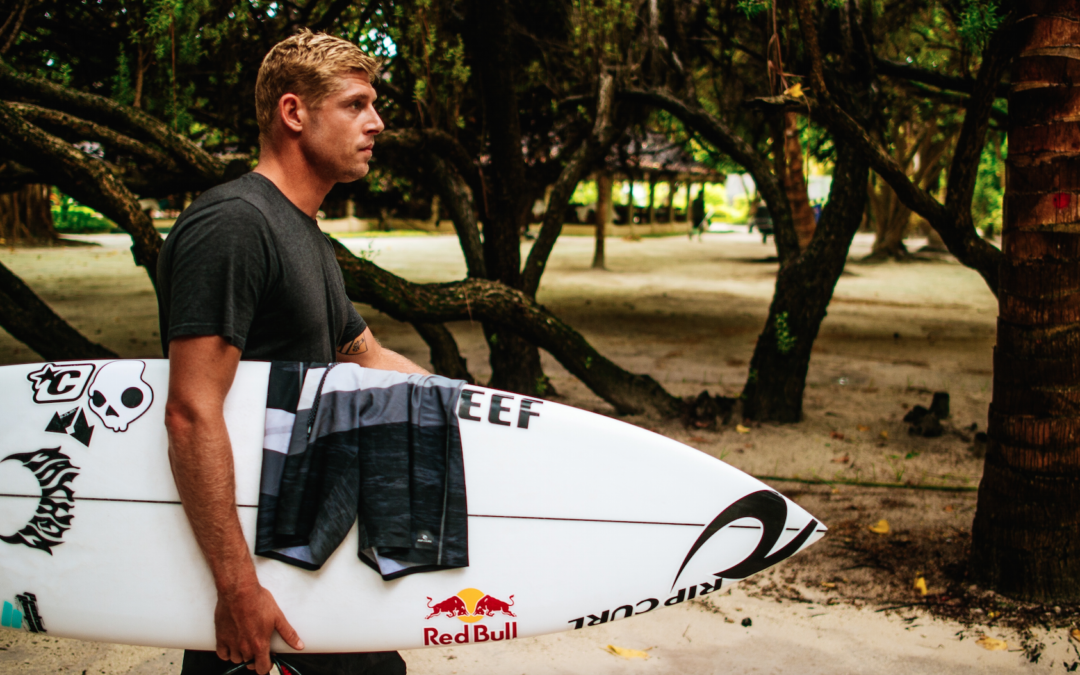 Rip Curl Extends Contract With Mick Fanning